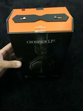 V-MODA LP2 Crossfade Over-Ear Headphone - Matte Black