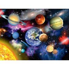 5D Diy Diamond Painting Galaxy And Planets Cross Stitch Kits Home Decor Art Gift