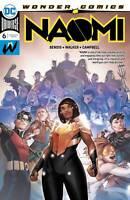 Naomi #6 1st Full Appearance Zumbada DC Comics 1st Print 2019 unread NM
