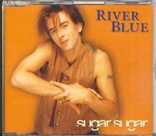 River BLUE-SUGAR SUGAR 3 TRK CD MAXI 1995