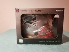 New England Patriots Legends Multi-Signed Riddell Full Size Helmet