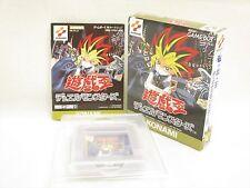 YUGIOH DUEL MONSTERS Item Ref/bcb Yu Gi Oh Game Boy Nintendo Japan Game gb