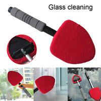 Microfiber Car Handy Windshield Wiper Cleaner Glass Window Cleaning Brush