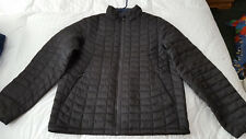 Ben Sherman Men's Quilted Jacket Sz. Large Black