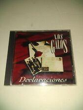 FREE US SHIP. on ANY 3+ CDs! NEW CD Galos: Declaraciones