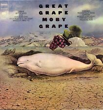 "MOBY GRAPE ""GREAT GRAPE"" ORIG HOLL 1971 EX/EX"