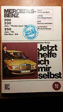 Jetzt helfe ich mir selbst Band 72 Mercedes-Benz W123