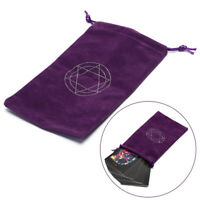 Special Velvet Tarot Card Set Storage Bag Six-Pointed Star Pattern '  PE