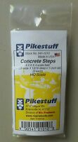 CONCRETE STEPS HO 1:87 SCALE LAYOUT DIORAMA PIKESTUFF RIX 1010