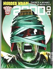2000 AD PROG 2040 (THERE'S A MUMMY LOOSE! REBELLION MAGS, 19 JULY 2017), NM NEW