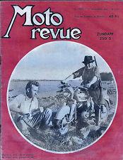 REVUES MOTO REVUES ANNEE 1956 11 NUMEROS