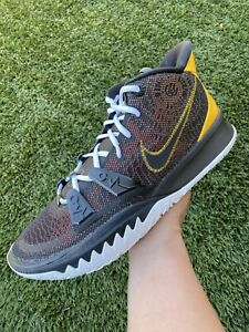 NEW Men's Nike Kyrie 7 Rosewell Rayguns Basketball Shoes CQ9326-003 Size 12