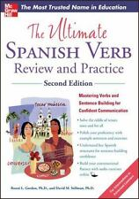 The Ultimate Spanish Verb Review and Practice, Second Edition (Paperback or Soft