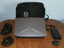 Alienware 18, i7-4700MQ, 8GB RAM, 2 NVIDIA 765M SLI, WIN 10, 750GB, Official Bag