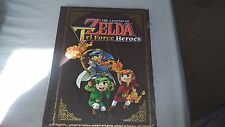 Legend of zelda Triforce Heroes Collectors edition Guide