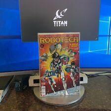 Robotech #20 2019 Titan Comics