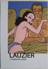 GERARD LAUZIER  - Carton d invitation - 2017