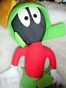 Vintage Marvin The Martian Plush Toy *RARE*