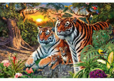 Ravensburger Hidden Tigers 3000 Piece Jigsaw Puzzle