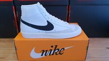 Nike Blazer Mid 77 Vintage White Black UK 9 US 10 EU 44 BQ6806 100 (2)