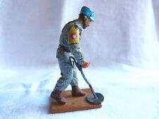 Soldat de plomb Delprado - Engineer ensign U.N.E.F Pologne 1979
