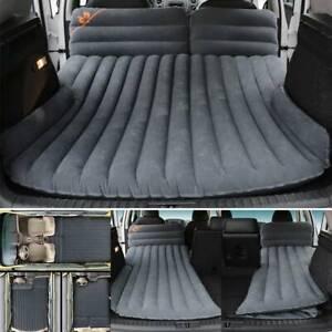 Universal f/ür Kinder Kissen AYNEFY Aufblasbare Matratze f/ür Auto Camping aufblasbares Auto aufblasbare Matratze Reisebett Luftmatratze