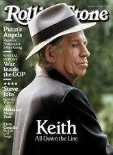 October Weekly Rolling Stone Magazines in English