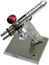 Nortel Minor Bench Burner Lampworking Torch 7 Ports Soft Glass Propane Oxygen