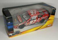 2000 Hot Wheels Mattel Racing NASCAR Kurt Busch #97 Rubbermaid Sharpie