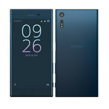 "Forest Blue Sony Xperia XZ F8331 32GB 3GB 5.2"" 23MP GSM LTE Unlocked Smartphone"