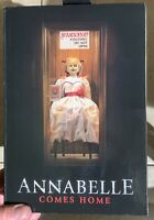 "Neca Annabelle Comes Home The Conjuring Universe 7"" Ultimate Figure New In Hand"