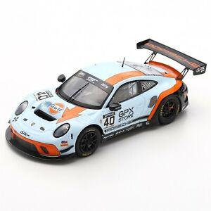 SP324 Spark 1/43 Porsche GT3 R GPX Racing #40 The Club 2020