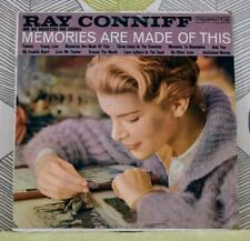 RAY CONIFF ORCHESTRA - Memories Are Made Of This [Vinyl LP,1960] USA CL 1574 EXC