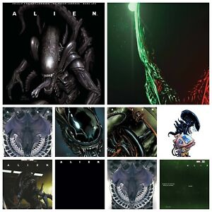 Alien #1 2021 Cover A B C D E F G H Variant Set 1:25 50 100 200 space Options NM