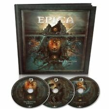 Epica - The Quantum Enigma (Limited Edition) NEW 3 x CD