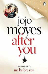 After You By Jojo Moyes. 9781405909075
