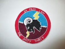b6620 US Air Force Gun Ship Dirty 30 First Advisers into Vietnam IR22C