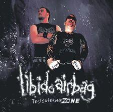 LIBIDO AIRBAG -CD- Testosterone Zone NEW  (Spermswamp,Rompeprop, Gut, CBT)