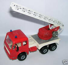 GAMA TRUCK MB MERCEDES FIREFIGHTERS WITH SCALE DOUBLE 1/43