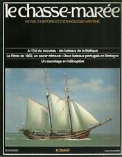 CHASSE MAREE N° 28 : BATEAUX DE LA BALTIQUE - LE PILOTE DE 1869 - SAUVETAGE