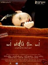 MY LIFE WITHOUT ME - LA VIDA SIN MI (NEW DVD)