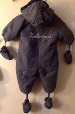 Boy's Timberland Snowsuit 9 Months