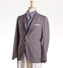 NWT $1375 BOGLIOLI Gray Lightweight Wool 'K Jacket' 38 R (Eu 48) Sport Coat