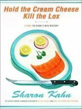 Hold the Cream Cheese, Kill the Lox: A Ruby, the Rabbi's Wife Mystery