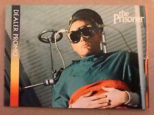 THE PRISONER: DEALER PROMO CARD: GGP1