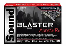 Creative Sound Blaster Audigy PCIe RX 7.1 Sound Card