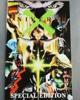 Wizard Marvel Comics UNIVERSE X Special Edition - 2000