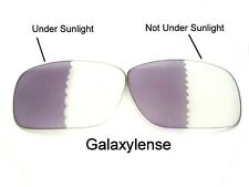 Galaxy Replacement Lenses For Oakley Holbrook Clear/Grey Photochromic Transition
