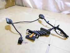 VW TOURAN REAR RIGHT MANUAL DOOR WIRING LOOM HARNESS DRIVER SIDE OSR  2003 >
