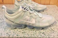 """Nike Air Vapormax 2019 """"Barely Grey"""" $190 Running Shoes AR6631-005 Size 13"""